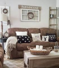 Image Front Yard Addictdecorcom Comfy Farmhouse Living Room Decor Ideas