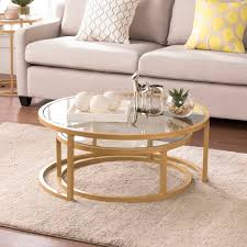 nesting coffee table set of 2 pier 1