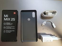Xiaomi Mi MIX 2S im Test