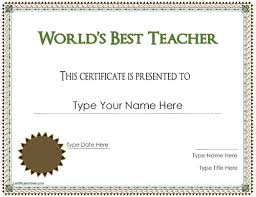 best teacher award template education certificates best teacher award certificatestreet com