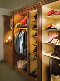 LED closet lights for custom closet lighting options