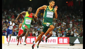 Image result for van Niekerk