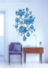 office wall decor ideas. Fine Design Creative Wall Decor Inspiring Idea Imposing Decoration Office Ideas E