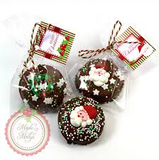 Maple Mollyu0027s Christmas Chocolate Dipped OreoChocolate For Christmas Gifts