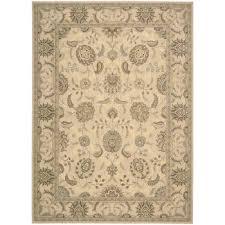 flourish rug in 3 sizes
