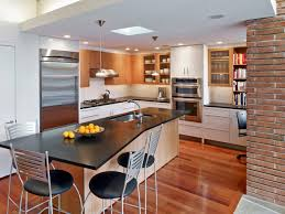 Island For A Small Kitchen Small Kitchen Appliances Pictures Ideas Tips From Hgtv Hgtv