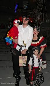 family pirate costumes