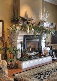 decorated christmas fireplace mantels | Hope you find out which one suits  your fireplace mantels.