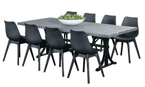 seater outdoor dining table 8