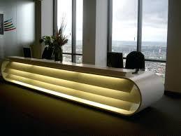 Office Design Office Reception Table Designs Office Reception Desk