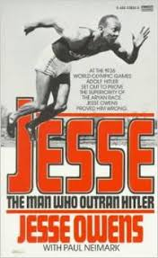 Jesse: The Man Who Outran Hitler, Jesse Owens