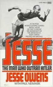 Jesse: The Man Who Outran Hitler, Jesse Owens