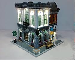 lego lighting. Brick Bank LED Lighting Kit For Lego 10251 (lego Set Not Included)
