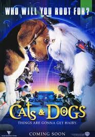 "VANCOUVER FILM. NET: ""Cats & Dogs: The Revenge Of Kitty Galore""..."