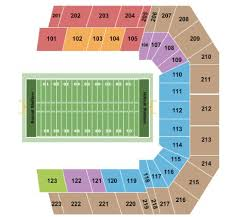 Mccombs Field Seating Chart Bobcat Stadium Tickets And Bobcat Stadium Seating Chart