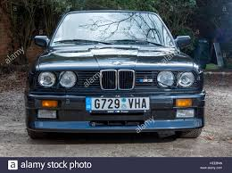 All BMW Models 1989 bmw e30 : 1989 BMW E30 M3 convertible young timer modern classic car Stock ...