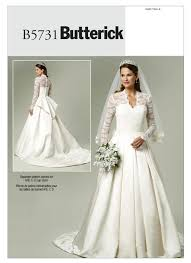 Mccalls Wedding Dress Patterns