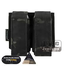 9Mm Magazine Holder Emerson Tactical MOLLE Double 100mm Grenade Pouch Emersongear 100mm 64