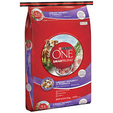 Purina One Natural Large Breed Dry Puppy Food Smartblend