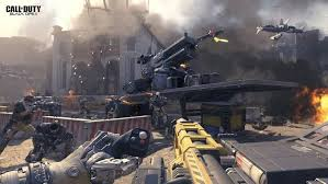 Call Of Duty Black Ops 3 Stays Number 1 In Uk Christmas