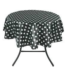 round outdoor tablecloth round vinyl tablecloth polka dot design indoor outdoor tablecloth non woven baking round round outdoor tablecloth