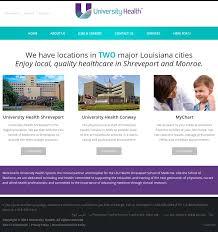 University Health Shreveport My Chart University Health Competitors Revenue And Employees Owler