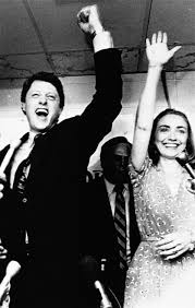 dnc bill clinton s speech transcript time bill clinton and his wife hillary clinton celebrate his victory in the