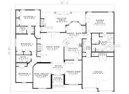 traditional house plans. House Designs Traditional Plans For 055D 0748 Floor1 8 P