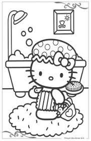 Immagini Per Bambini Da Colorare Di Hello Kitty Immagini Di