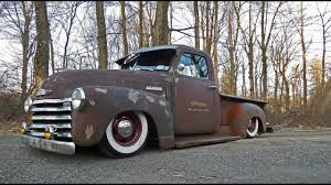 1950 Chevy 3600 Rat Rod Pickup / SOLD - YouTube