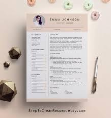Creative Resume Templates Free Word Management Essays Free Essay Examples Free Creative