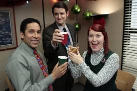 Office Christmas Wishes