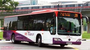 Latest Bus Designs Just Regular Commuter In Singapore Citaro Bus Design