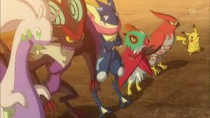 Pokemon XY&Z Capitulo 33 en Sub Español!! - PKM: Ash and Serena =  Amourshipping