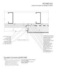Vent System Moisture Drainage Air Ventilation Eifs Details