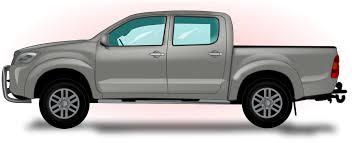 pickup truck Clipart