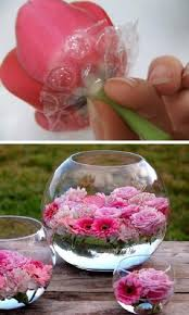 Fish Bowl Decorations For Weddings 100 Surprisingly Chic DIY Easter Centerpieces You Must See 99