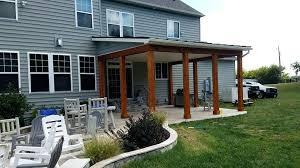 roof over patio covered cost perth ideas designs flat roof patio cover building a