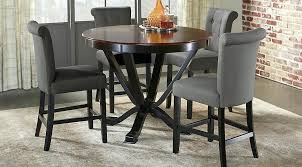 modern counter height dining set exquisite counter height dining room sets of park black 5 set