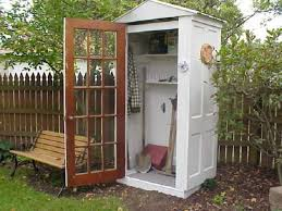 old door greenhouse