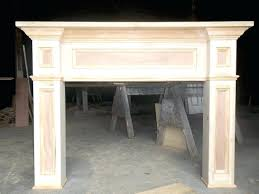 large size of how to build fireplace mantel legs shelf with crown molding ready made front