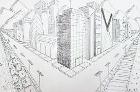 perspective drawings of buildings. Mr. Bob\u0027s Middle \u0026 High School Art Room: Two Point Perspective Building Drawing. Drawings Of Buildings S