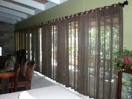 curtain for sliding door sliding glass door curtains and blinds curtain rod for sliding door
