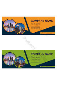 Desain Banner Corporate Banner Design For Your Company Graphic Elements