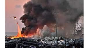 جنسيات مختلفة بين ضحايا انفجار بيروت
