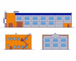 Скачать бесплатно дипломный проект ПГС Диплом № Цех по  Диплом №3029 Цех по очистке сточных промышленных вод мощностью 100 тыс м куб в г Пермь