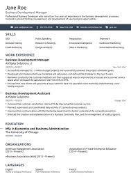 9 Free Resume Templates You Can Download Quickly Novorésumé