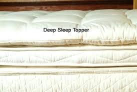 thick mattress topper. Thick Mattress Pad Topper