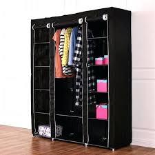portable closet storage organizer clothes wardrobe shoe whitmor extra wide