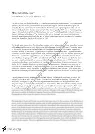 essay on russia in year hsc modern history thinkswap essay on russia in 1917